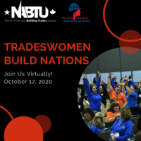 Tradeswomen Build Nations Conference
