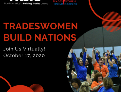 Tradeswomen Build Nations Annual Conference Held Virtually
