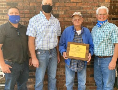 BAC LOCAL 15 RECOGNIZES SEVENTY-FIVE YEAR MEMBER