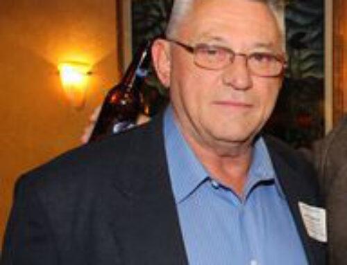 LABOR LOSES LONGTIME FRIEND JERRY HELMICK
